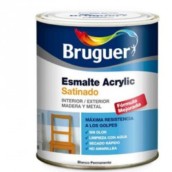 Acrilico Satinado Bruguer