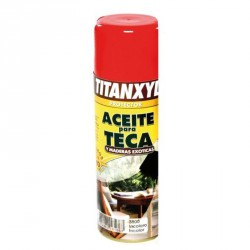 Titanxyl aceite para teca