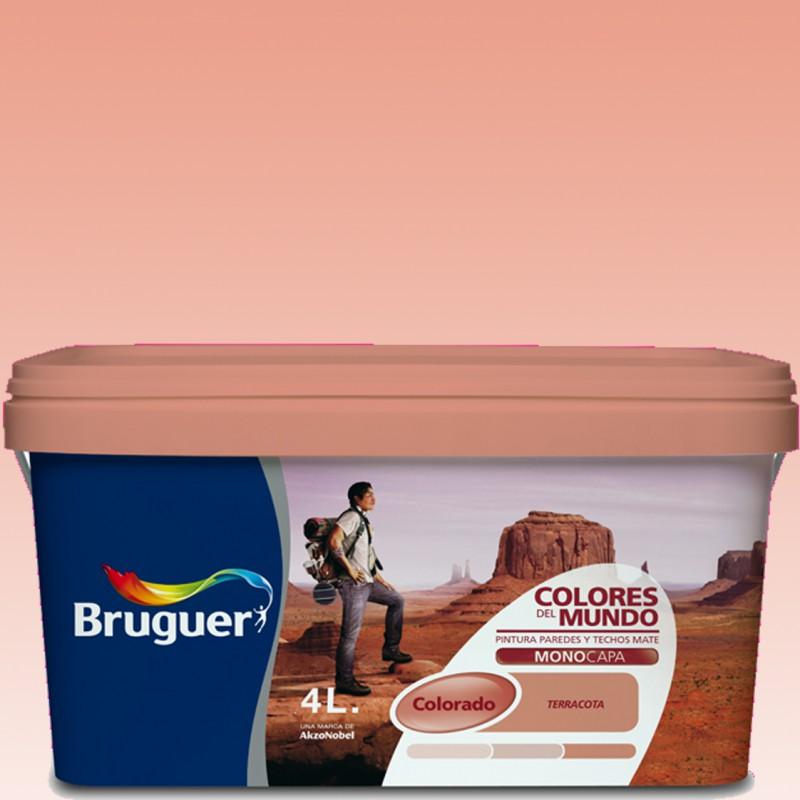 Colorado la casa de la pintura - Colores del mundo de bruguer ...