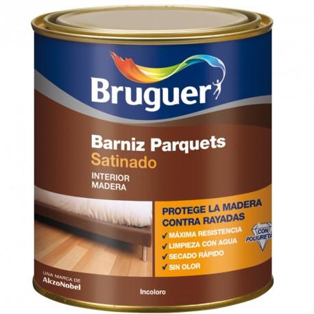 Barniz parquet bruguer la casa de la pintura - Barniz para parquet ...