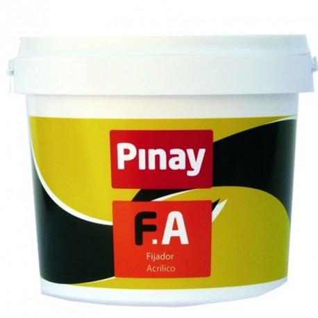 Fijador acrilico pinay la casa de la pintura for Fijador de pintura